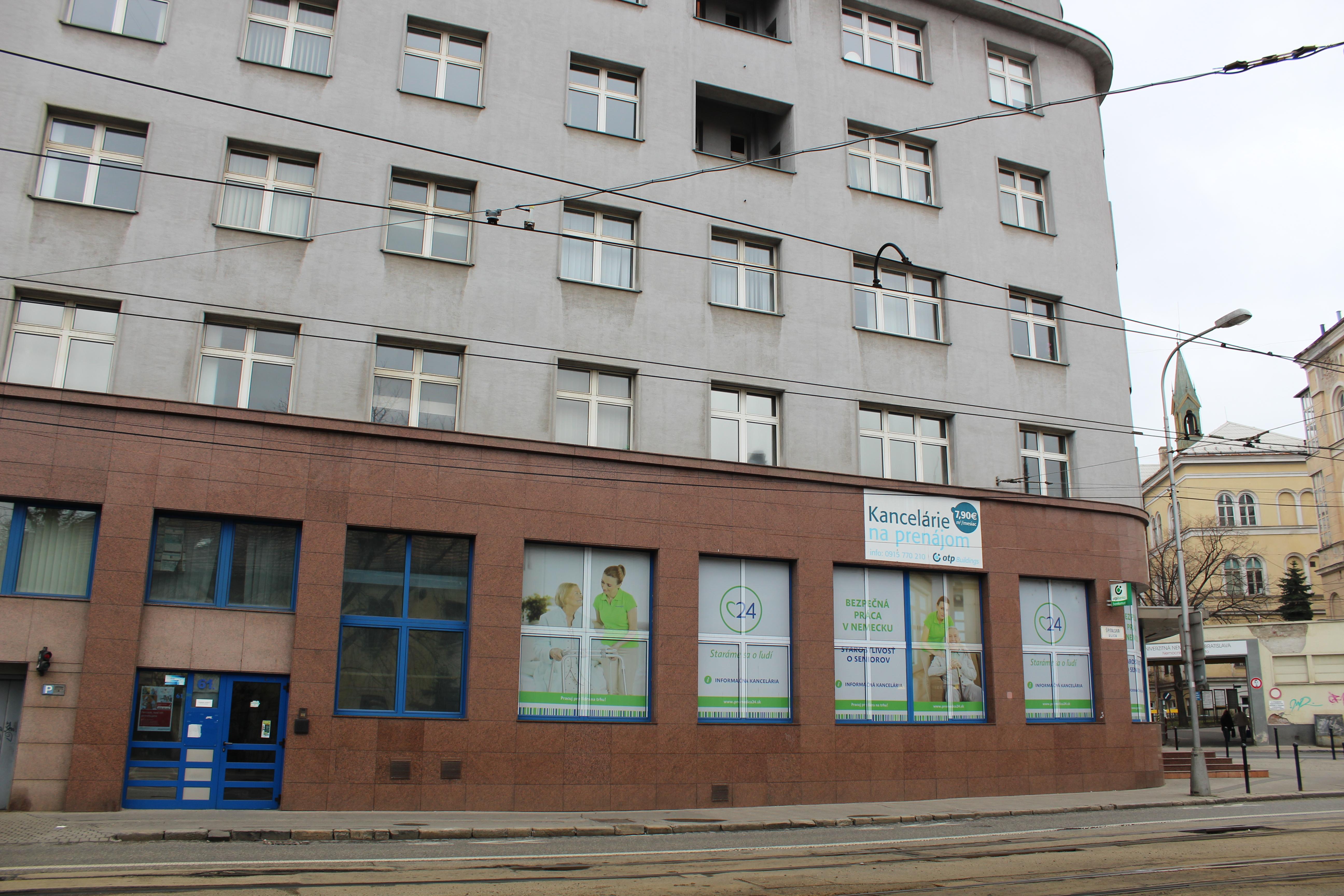 Jazyková škola Bratislava stare mesto